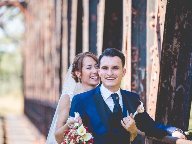 La boda de Cristian y Rebeca en Herrera De Duero, Valladolid 76