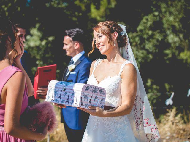 La boda de Cristian y Rebeca en Herrera De Duero, Valladolid 78