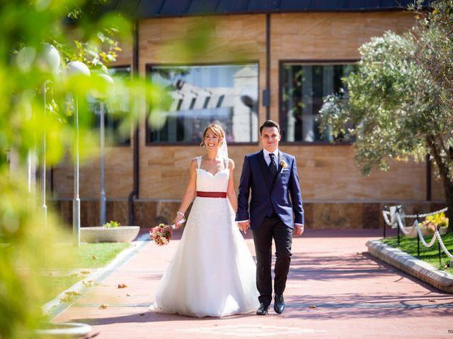 La boda de Cristian y Rebeca en Herrera De Duero, Valladolid 83