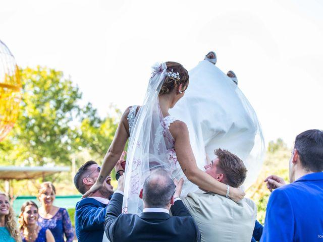 La boda de Cristian y Rebeca en Herrera De Duero, Valladolid 92