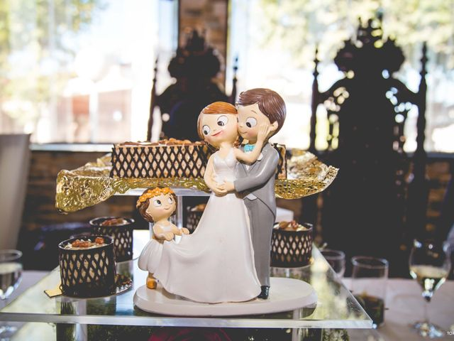 La boda de Cristian y Rebeca en Herrera De Duero, Valladolid 99