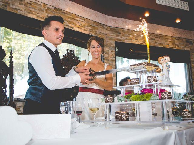 La boda de Cristian y Rebeca en Herrera De Duero, Valladolid 100