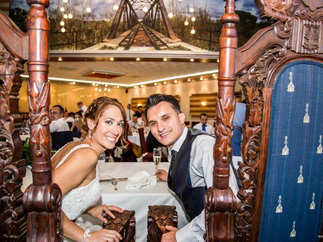 La boda de Cristian y Rebeca en Herrera De Duero, Valladolid 101