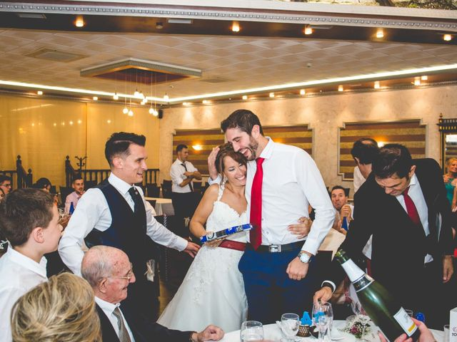 La boda de Cristian y Rebeca en Herrera De Duero, Valladolid 102