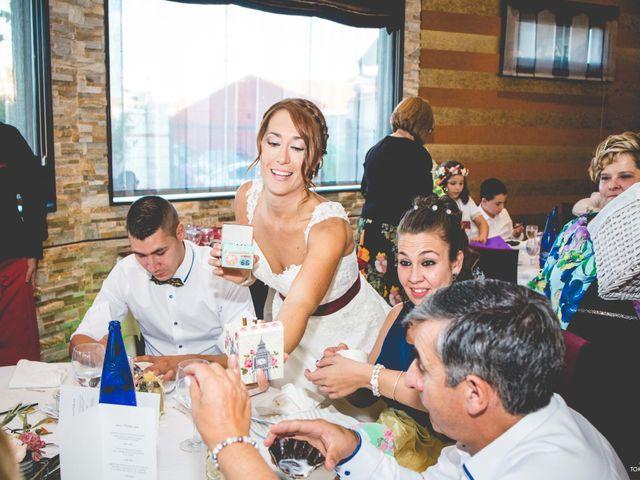 La boda de Cristian y Rebeca en Herrera De Duero, Valladolid 103