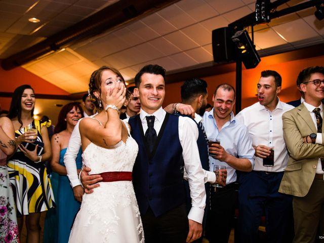 La boda de Cristian y Rebeca en Herrera De Duero, Valladolid 110