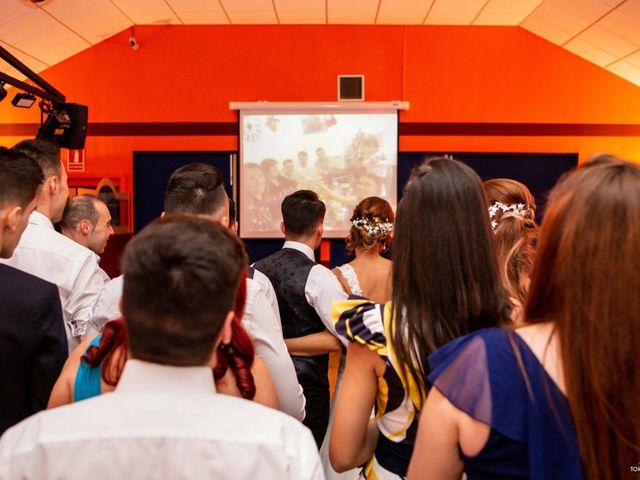 La boda de Cristian y Rebeca en Herrera De Duero, Valladolid 111