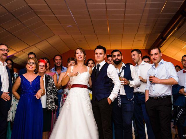 La boda de Cristian y Rebeca en Herrera De Duero, Valladolid 114