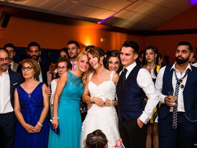 La boda de Cristian y Rebeca en Herrera De Duero, Valladolid 115