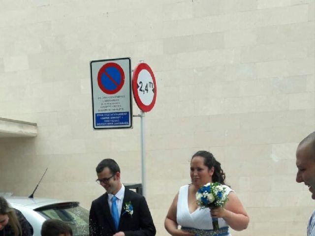 La boda de Jaume Darius Ramón Maura y Natividad Sánchez-Escribano Puerto  en Llucmaçanes, Islas Baleares 6