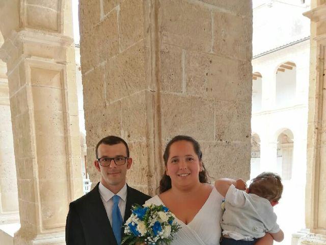 La boda de Jaume Darius Ramón Maura y Natividad Sánchez-Escribano Puerto  en Llucmaçanes, Islas Baleares 1