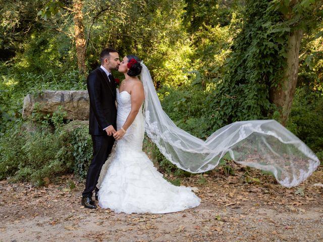 La boda de Monica y Fran