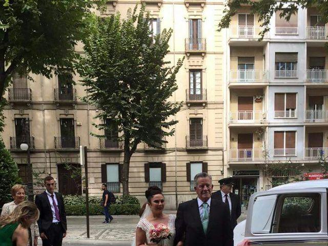 La boda de Sergio  y Carolina en Granada, Granada 5