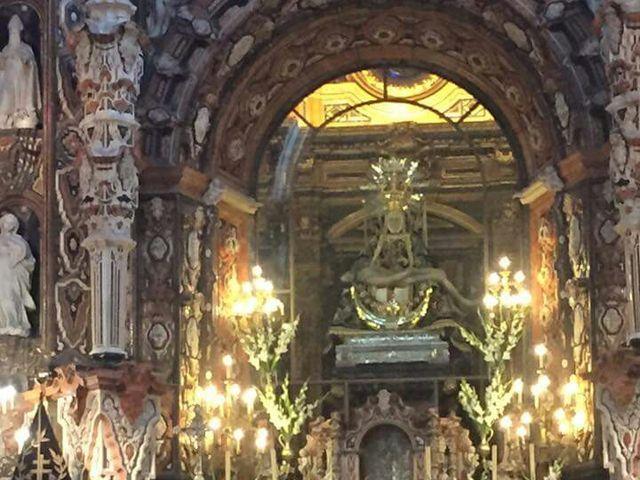 La boda de Sergio  y Carolina en Granada, Granada 6