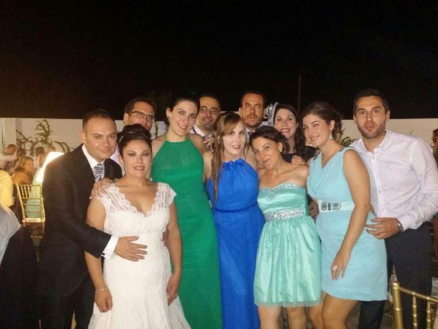 La boda de Sergio  y Carolina en Granada, Granada 11