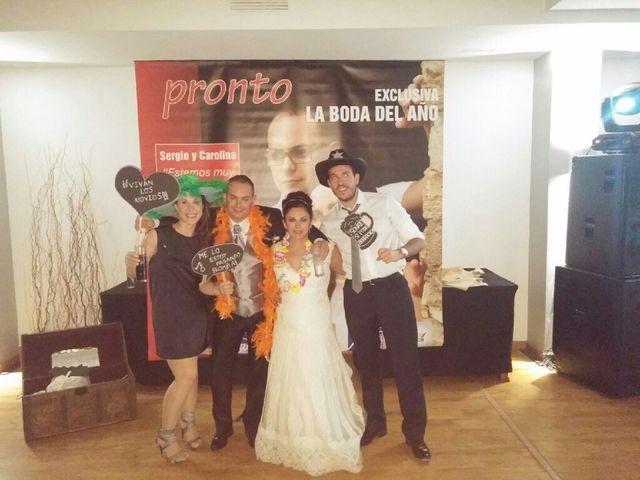 La boda de Sergio  y Carolina en Granada, Granada 16