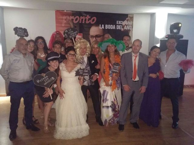 La boda de Sergio  y Carolina en Granada, Granada 19
