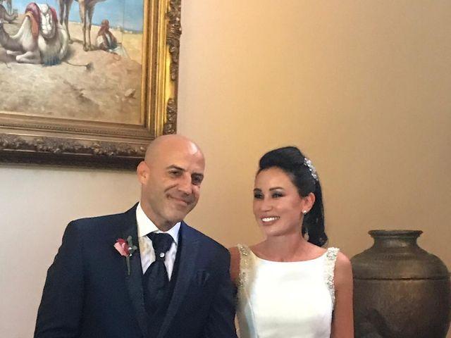 La boda de Oscar y Yana en Finestrat, Alicante 1