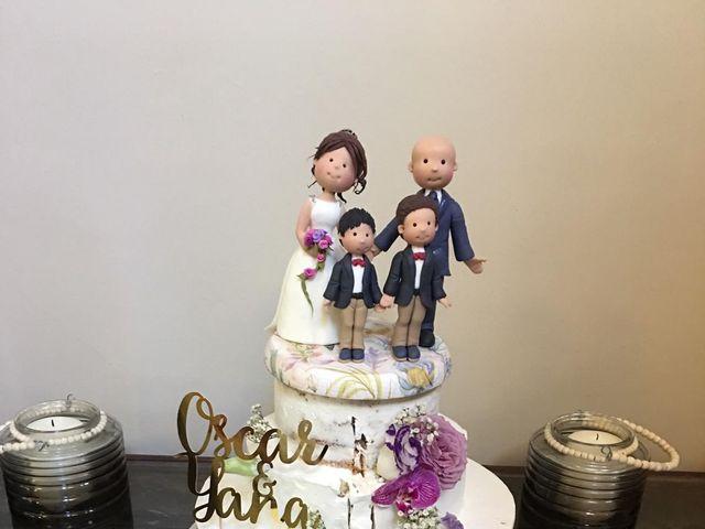La boda de Oscar y Yana en Finestrat, Alicante 2