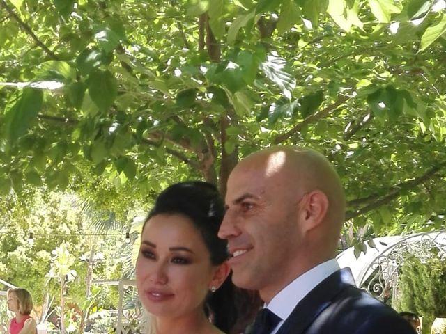 La boda de Oscar y Yana en Finestrat, Alicante 3