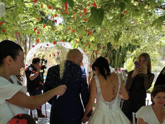La boda de Oscar y Yana en Finestrat, Alicante 4