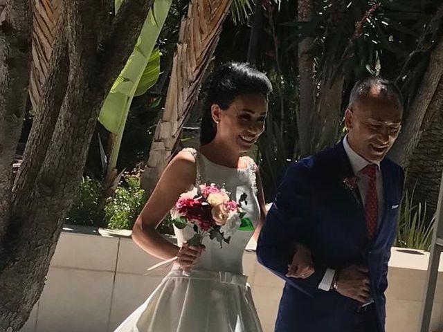 La boda de Oscar y Yana en Finestrat, Alicante 5