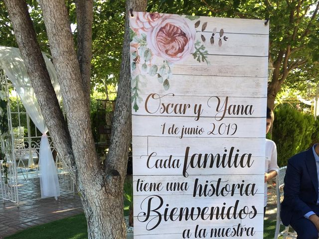 La boda de Oscar y Yana en Finestrat, Alicante 6