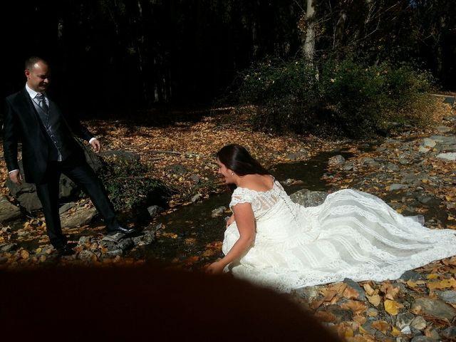 La boda de Sergio  y Carolina en Granada, Granada 25