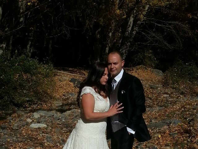 La boda de Sergio  y Carolina en Granada, Granada 31