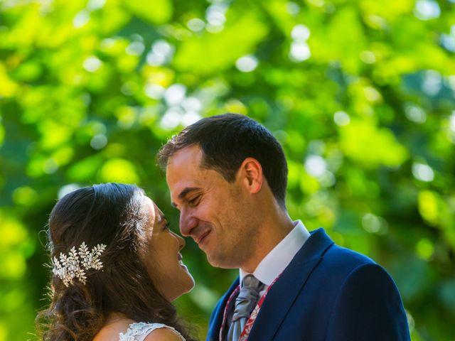 La boda de Emilio José Moreno Ramos  y Jelie Jimenez Jose en Guadarrama, Madrid 3