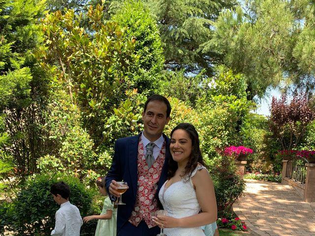 La boda de Emilio José Moreno Ramos  y Jelie Jimenez Jose en Guadarrama, Madrid 4