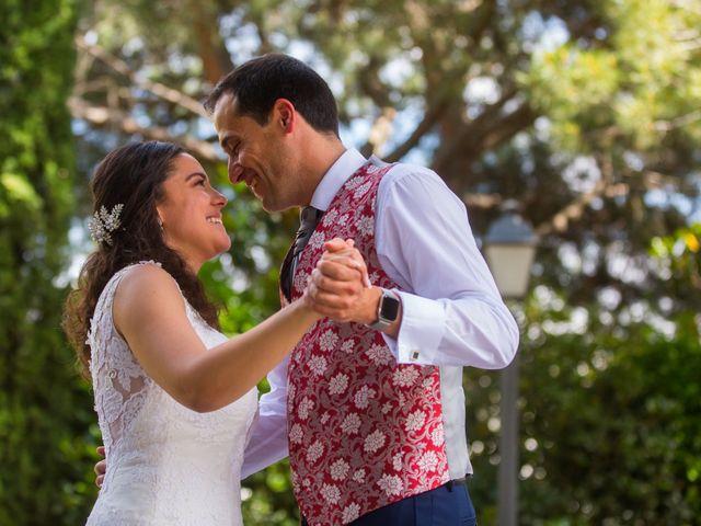 La boda de Emilio José Moreno Ramos  y Jelie Jimenez Jose en Guadarrama, Madrid 5