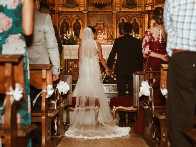 La boda de Fernando y Daniela en Cabanillas Del Campo, Guadalajara 43