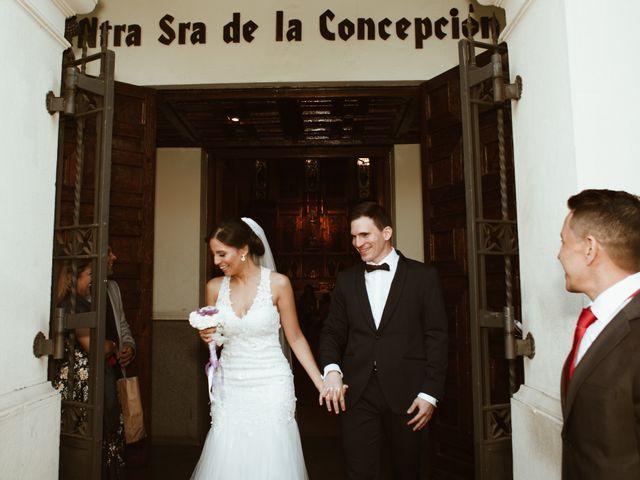 La boda de Fernando y Daniela en Cabanillas Del Campo, Guadalajara 51