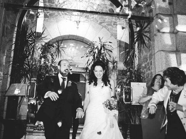 La boda de Carlos y Mónica en Madrid, Madrid 57