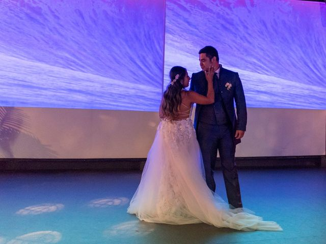 La boda de Mayra y Oscar