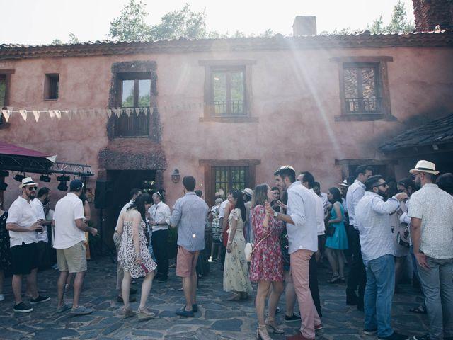 La boda de Diego y Maria en Villacorta, Segovia 35