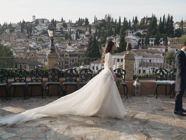 La boda de Pedro y Esther en Granada, Granada 9