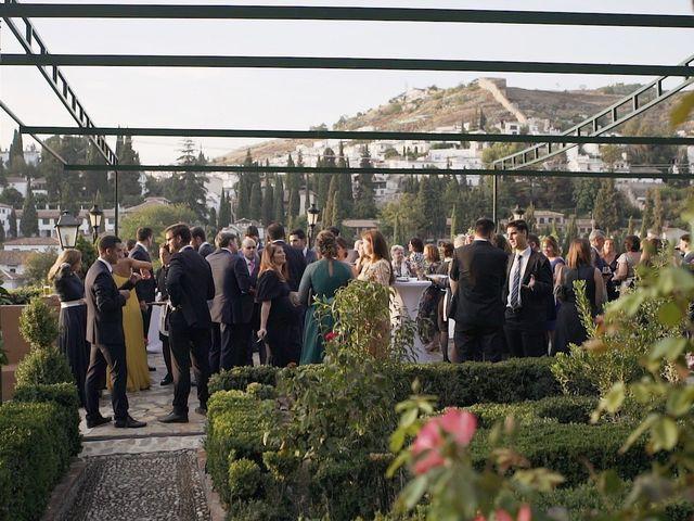 La boda de Pedro y Esther en Granada, Granada 11