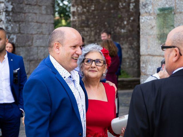 La boda de Hércules y Fani en Santiago De Compostela, A Coruña 30