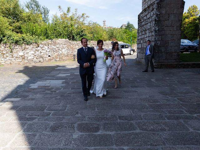 La boda de Hércules y Fani en Santiago De Compostela, A Coruña 35