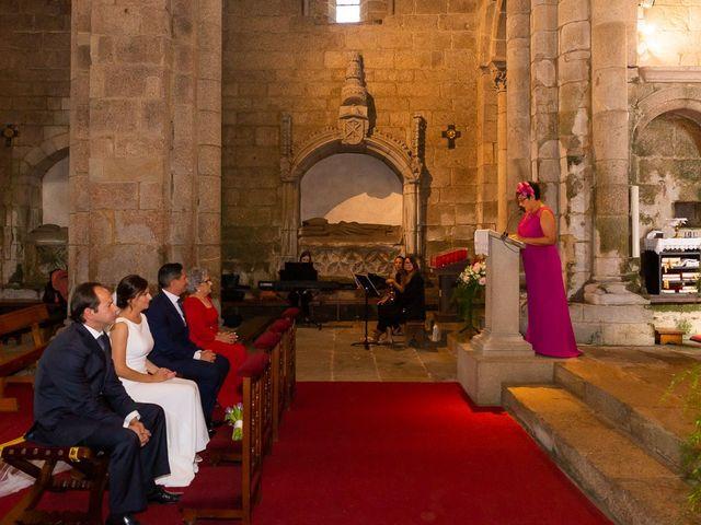 La boda de Hércules y Fani en Santiago De Compostela, A Coruña 38