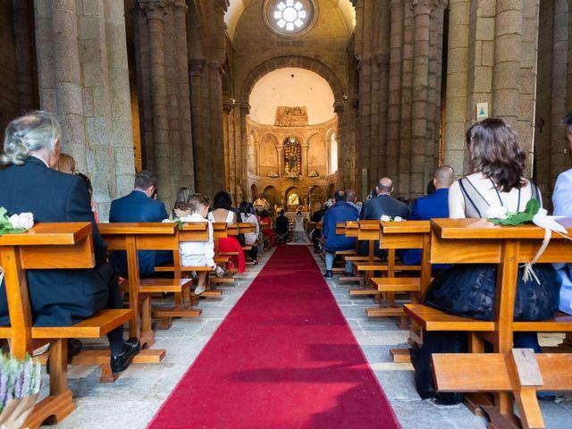 La boda de Hércules y Fani en Santiago De Compostela, A Coruña 40
