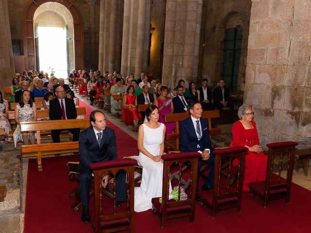 La boda de Hércules y Fani en Santiago De Compostela, A Coruña 41