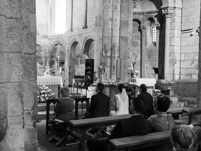 La boda de Hércules y Fani en Santiago De Compostela, A Coruña 42