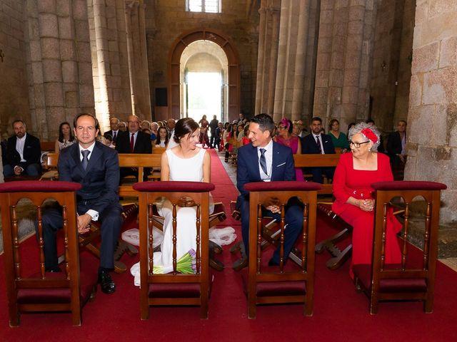 La boda de Hércules y Fani en Santiago De Compostela, A Coruña 43