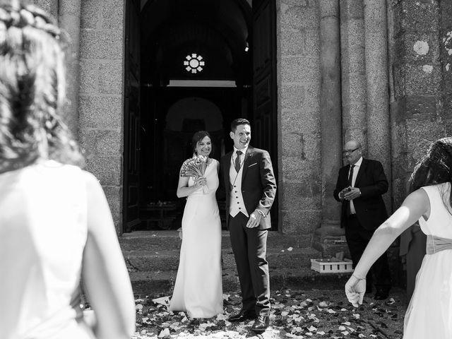 La boda de Hércules y Fani en Santiago De Compostela, A Coruña 49