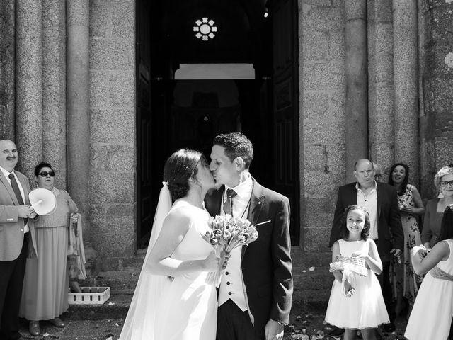 La boda de Hércules y Fani en Santiago De Compostela, A Coruña 51