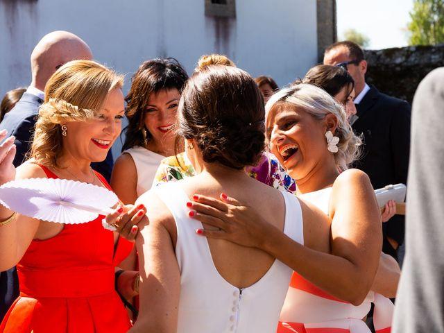 La boda de Hércules y Fani en Santiago De Compostela, A Coruña 53