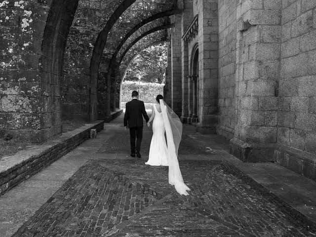 La boda de Hércules y Fani en Santiago De Compostela, A Coruña 54